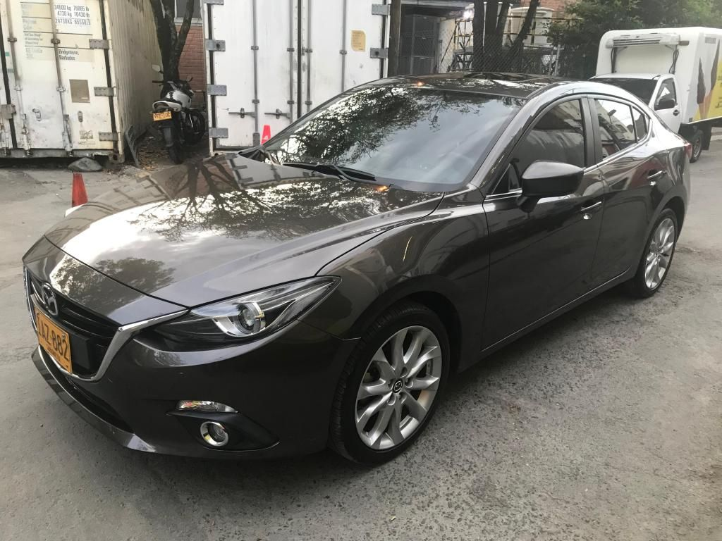 Mazda 3 Grand Touring 2016 2000cc, automático, full, cuero, sunroof