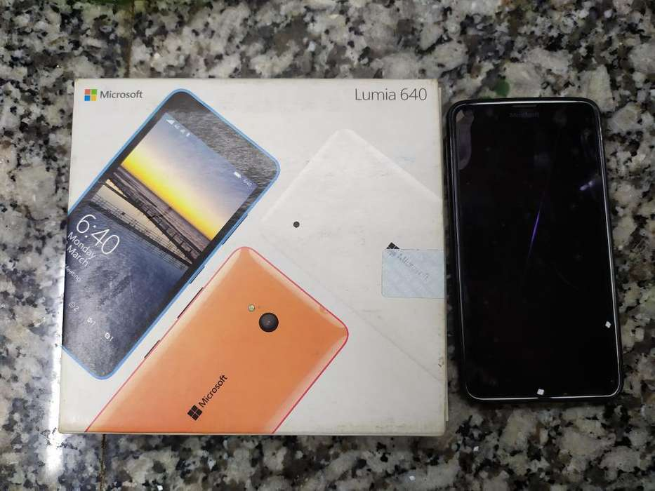 Vendo Lumia 640 para Personal