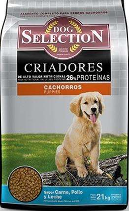 Alimento Cachorros Dog Selection 21 Kg