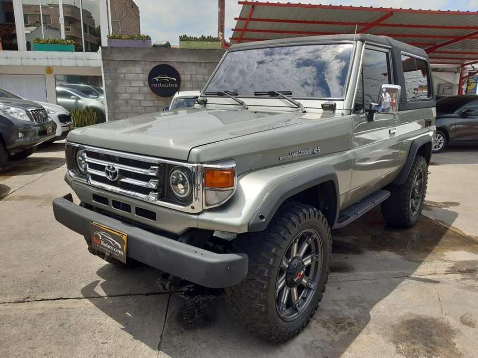 Toyota Land Cruiser 1995 - 140855 km