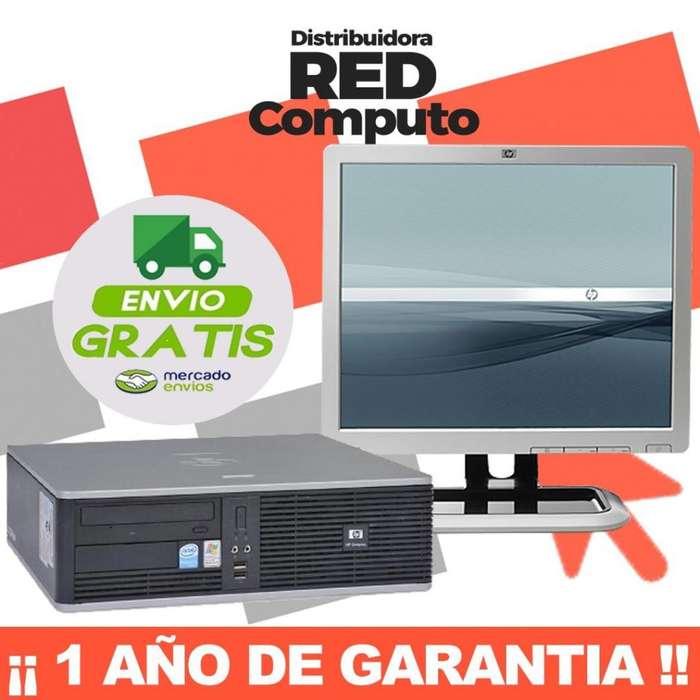 Computador Completo Garantía 1 año