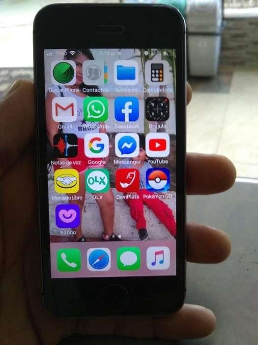 Doy iPhone 5S Mas 120 Mil por Otro Cel