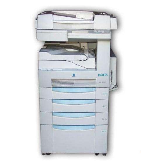 Liquido Fotococopiadora Konica Minolta di350