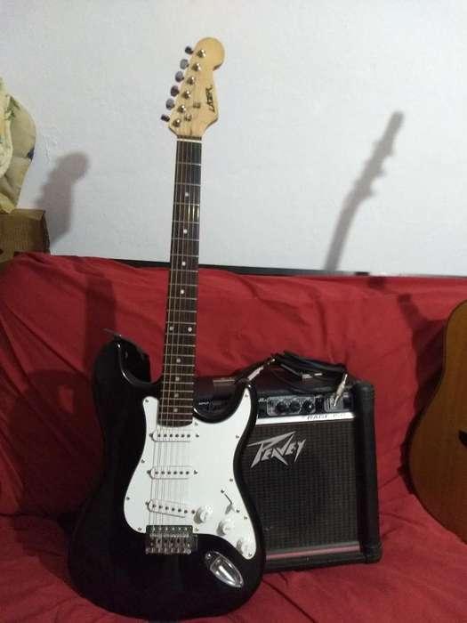 Guitarra Y Ampli 15w