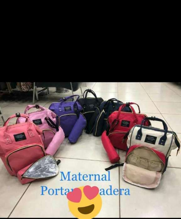 Mochila Maternal Disponible