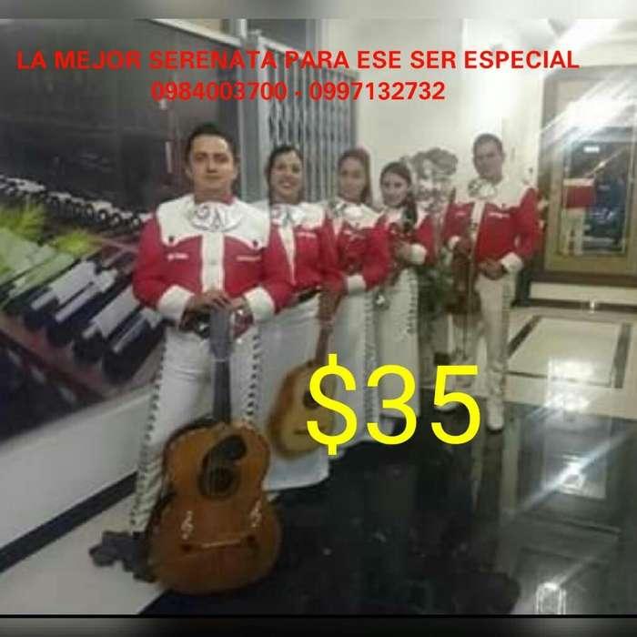 Mariachis Precios Quito