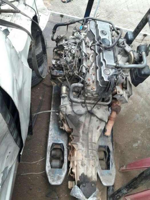 Motor Diesel Chevrolet Npr con Caja