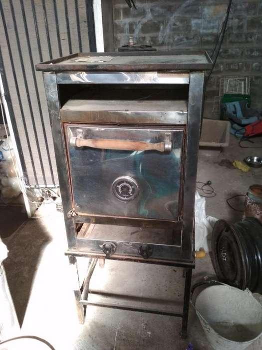carlitera horno para gas natural liquido ya