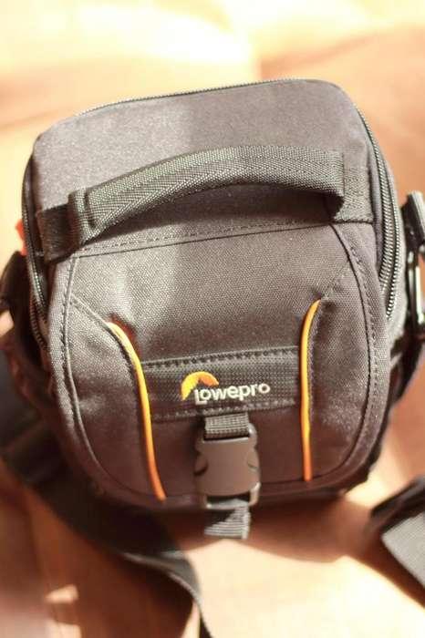 Lowepro Adventura SH 120 II _ pequeño maletín para cámara profesional DSLR o reflex