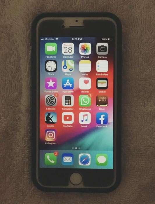 iPhone 7-128 Gigas
