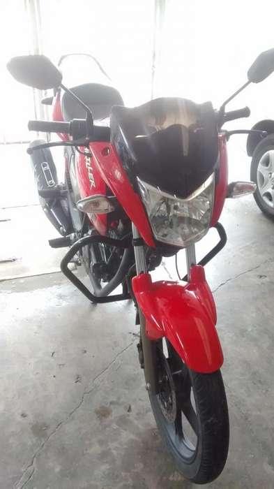 moto hero thriller 150 cc.