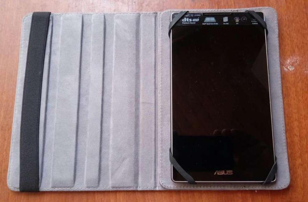 ASUS SenPad C7.0 70.000 Pantalla rota, enciende, hay que cambiar el modulo de pantalla