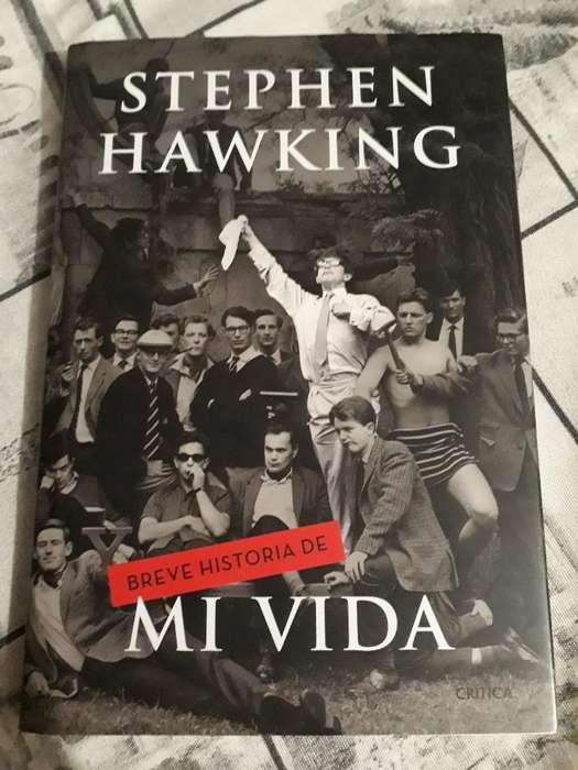Setphenhawking Breve Historia de Mi Vida