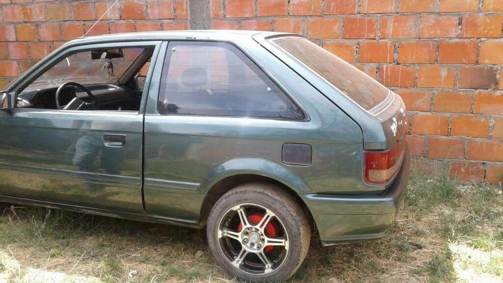 Mazda 323 1997 - 11111 km