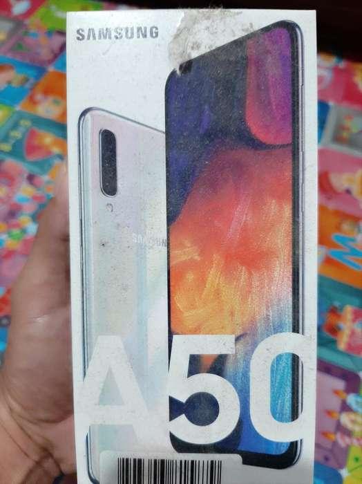 Vendo Samsung a 50 Original 10/10
