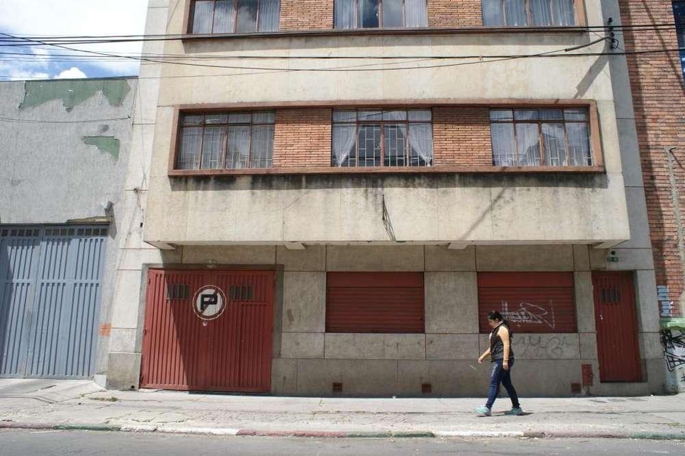 VENDO EXCELENTE PROPIEDAD <strong>edificio</strong> 4 PISOS CON BODEGA.