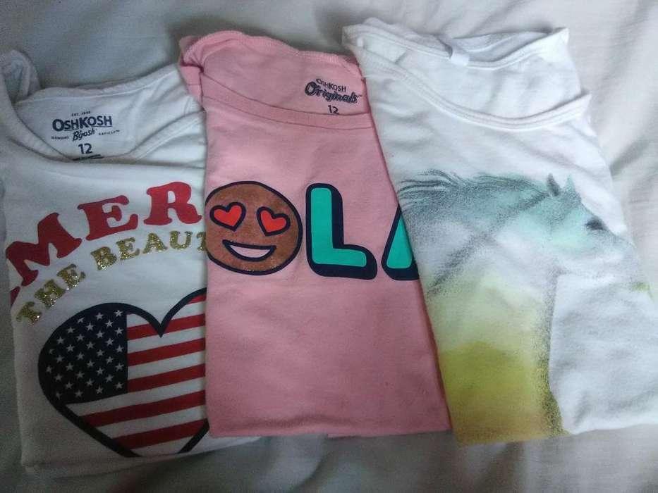 <strong>ropa</strong> Americana de Niña Talla12. 3x10