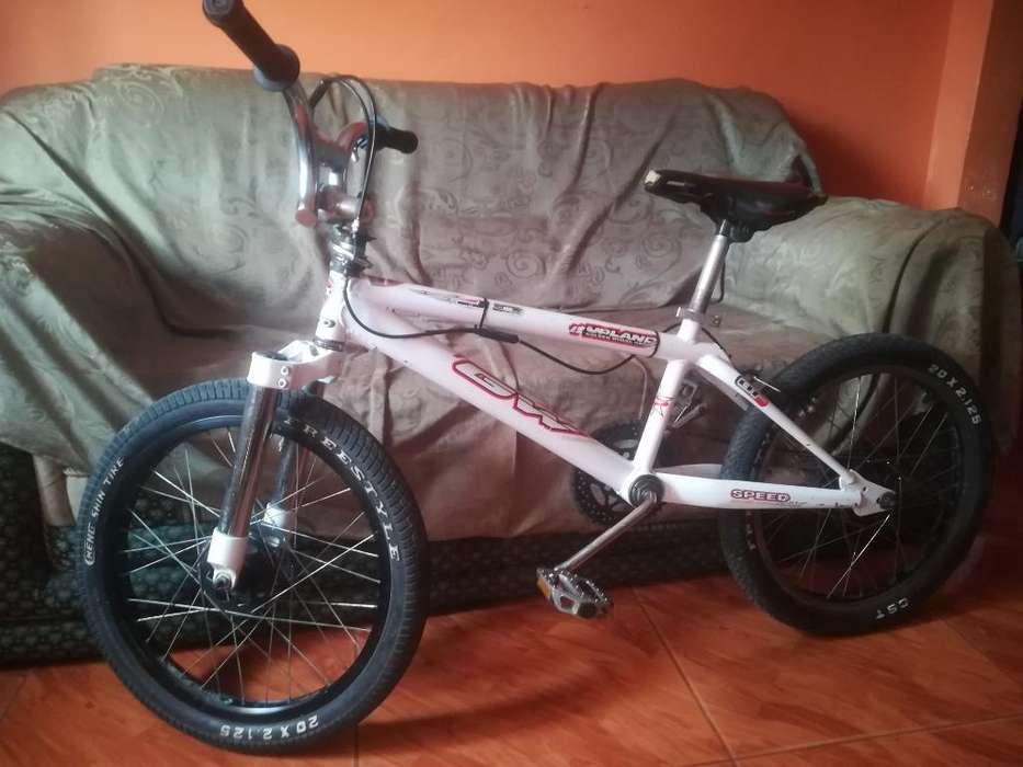 Vendo Bicicleta Gw en Buen Estado