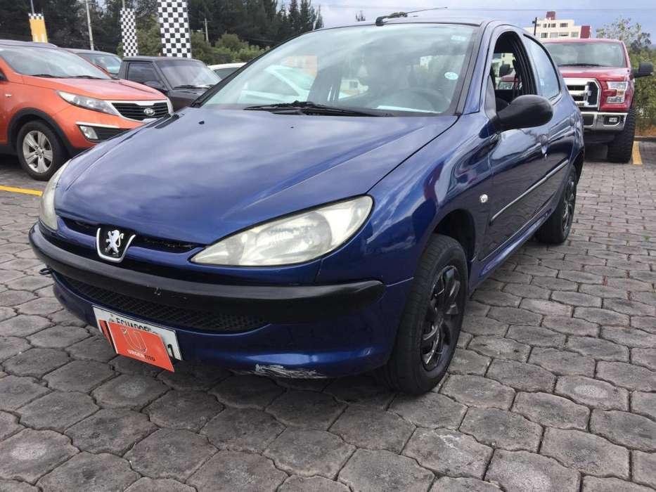 Peugeot 206 2008 - 209000 km