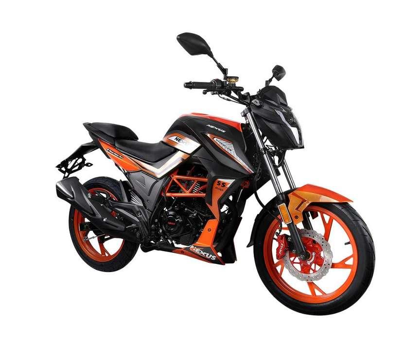 MOTO NEXUS 200SS