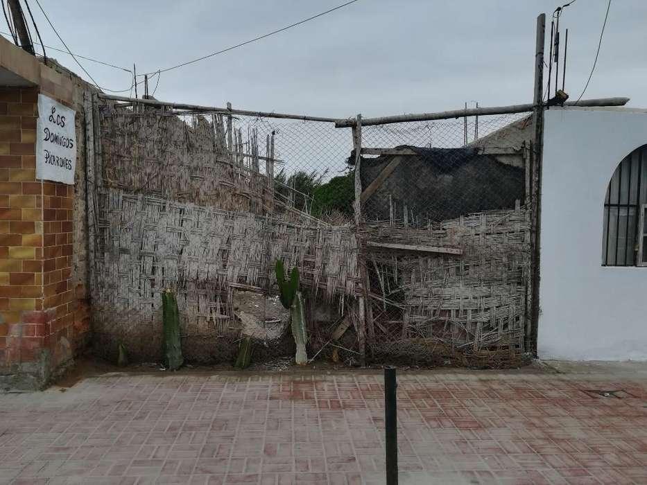 Terreno Frente Al Mar Pisco Playa