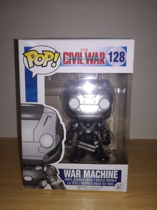 Funko Pop War Machine