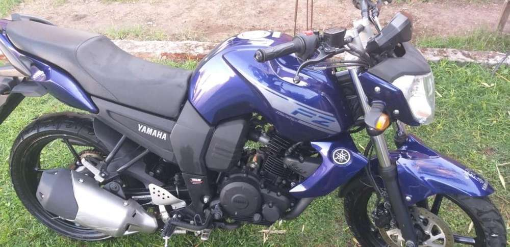 Yamaha Fz16 Impecable, <strong>unico</strong> dueño