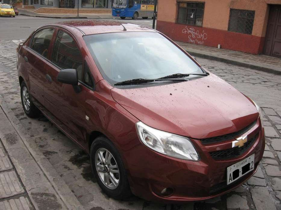 Chevrolet Sail 2013 - 120000 km