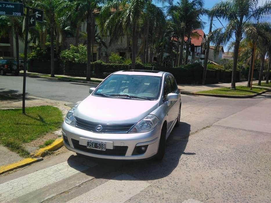 Nissan Tiida 2011 - 120000 km
