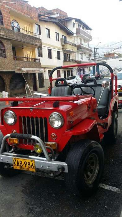 <strong>jeep</strong> Willys 1953 - 100 km