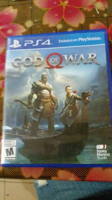Vendo God Of War