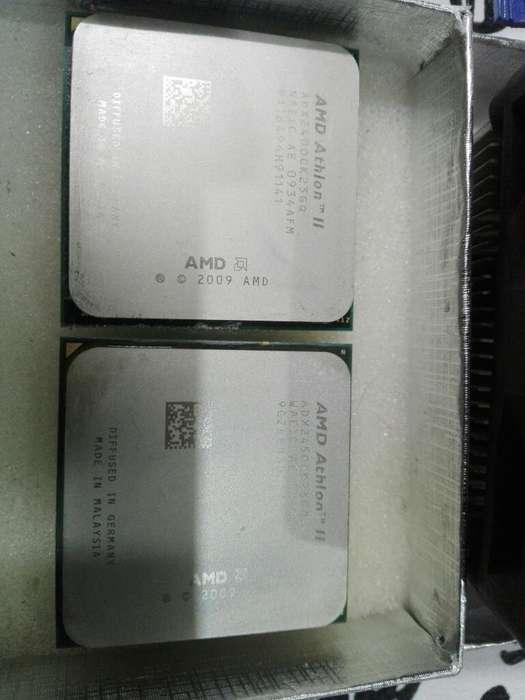 Athlon X2 Probados