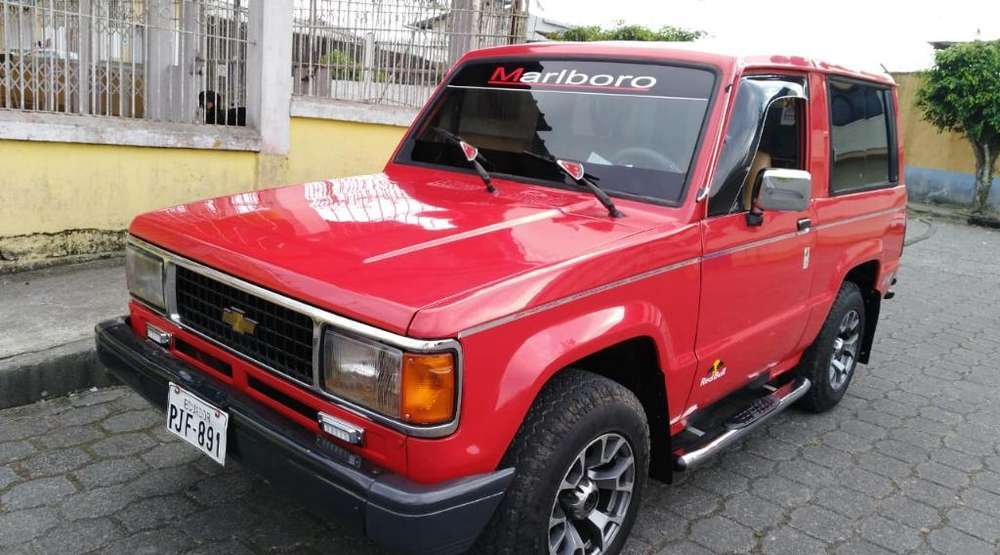 <strong>chevrolet</strong> Trooper 1987 - 360000 km