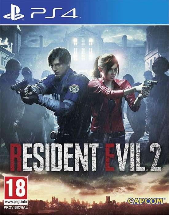 Oferta Resident Evil 2 Ps4 Sellado