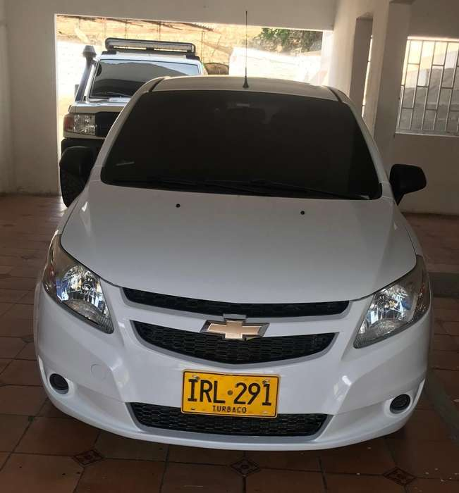 Chevrolet Sail 2016 - 58000 km