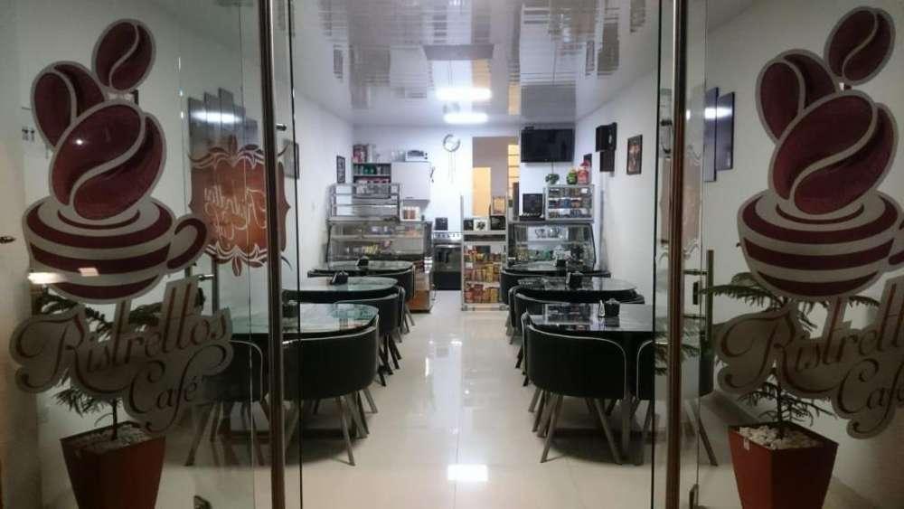 Se vende mobiliario para Cafetería