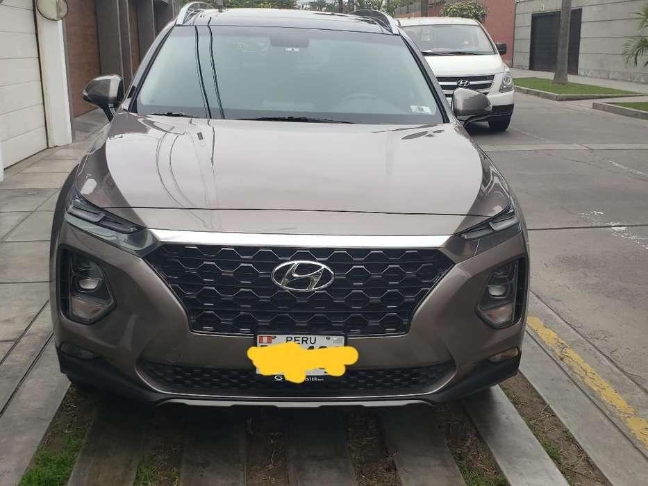 Hyundai New Santa Fe 2019 - 13000 km
