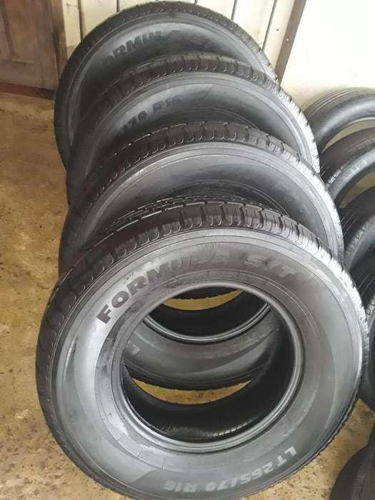 Vendo Neumáticos 265/70_16