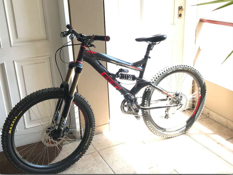 GT Force 3.0 Pro Frame MTB ENDURO DOWNHILL