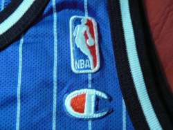 Camiseta NBA de Orlando Magic 25 de Nick Anderson Champion Talle 1416