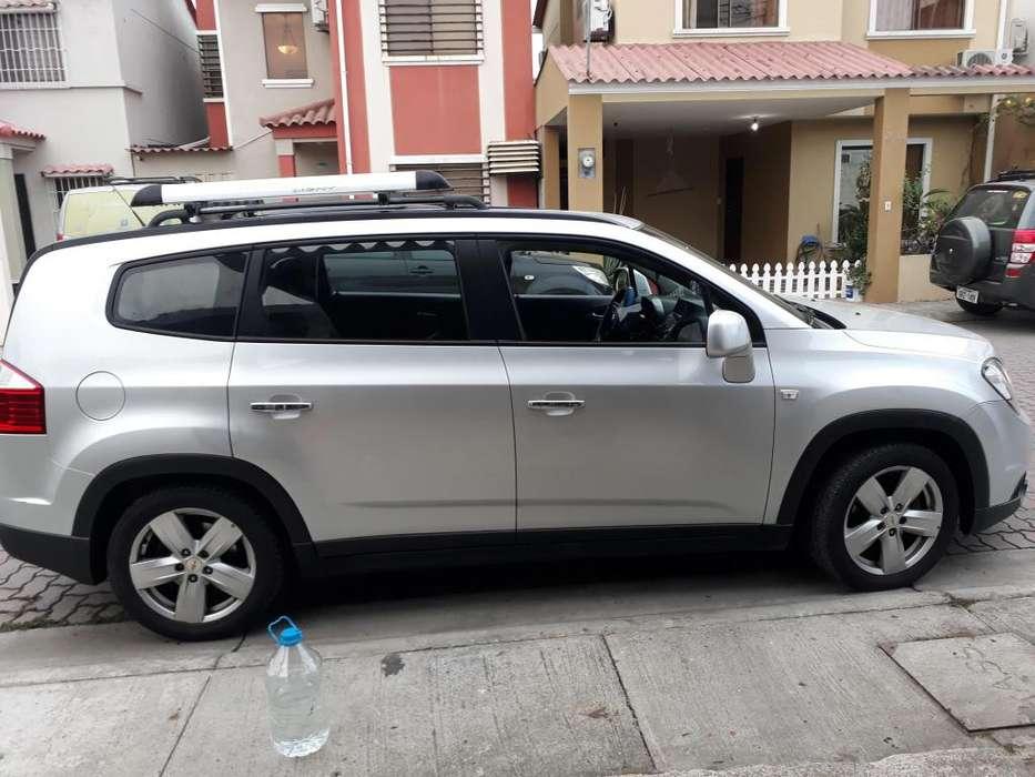 Chevrolet Orlando 2013 - 99500 km