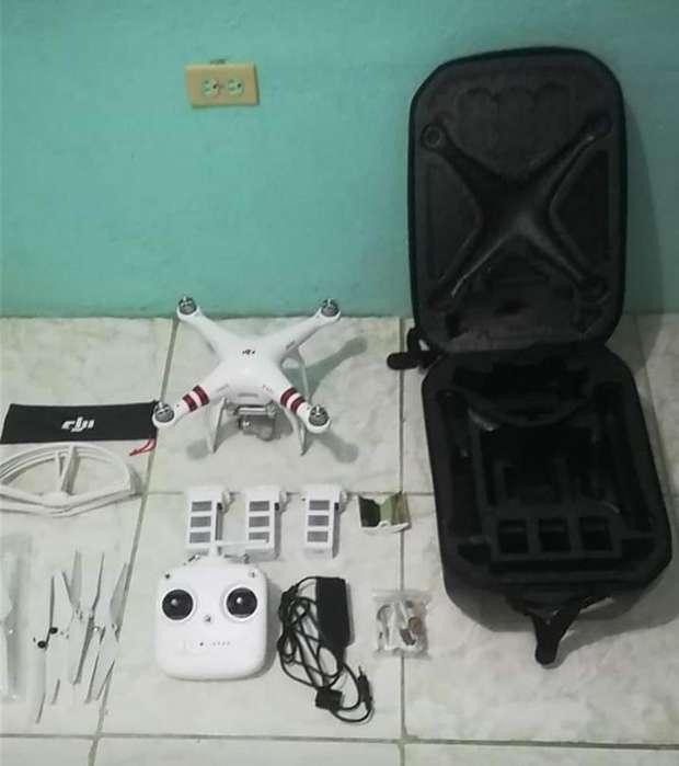 Vendo Drone Dji Phantom 3 Standard