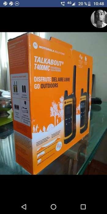 Radio Motorola T400