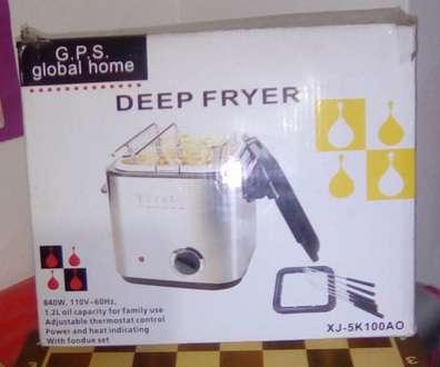 Freidora de Papas Deep Fryer Nueva