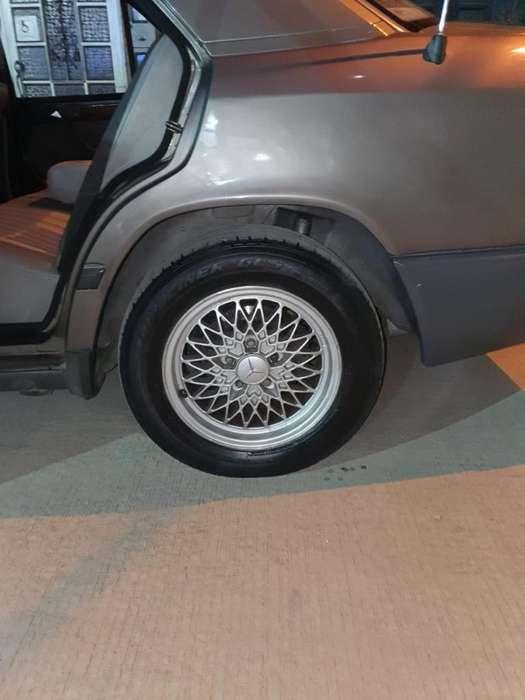 <strong>mercedes</strong>-Benz Clase E 1987 - 0 km