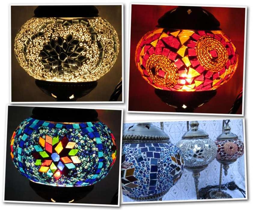 <strong>lamparas</strong> Turcas O Veladores Mosaico Artesanales