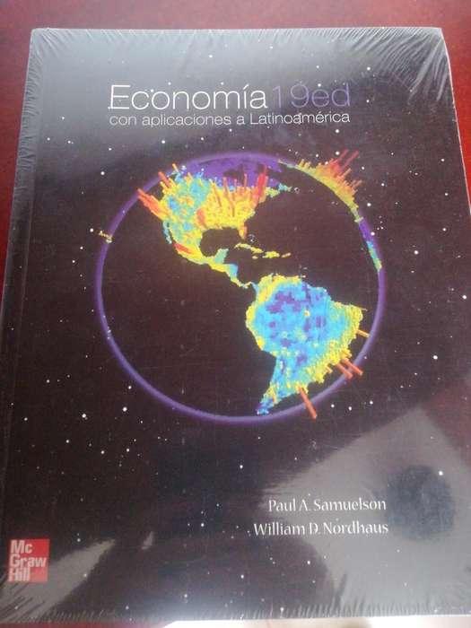 Libro Economía 19ed