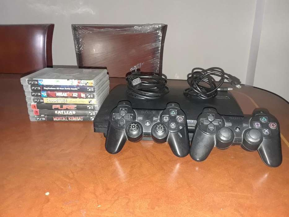 Playstation 3 (buen Estado )(negociable)