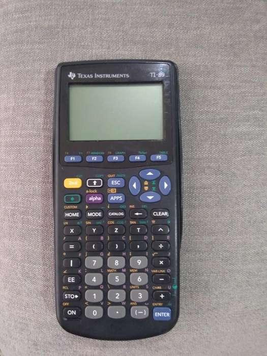 Calculadora Graficadora Texas Ti-89