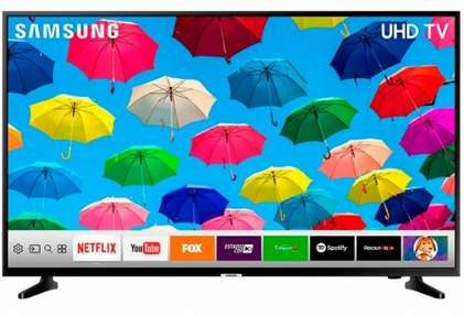 TV SAMSUNG UN65NU7090XPA SMART 4K QUAD CORE 65